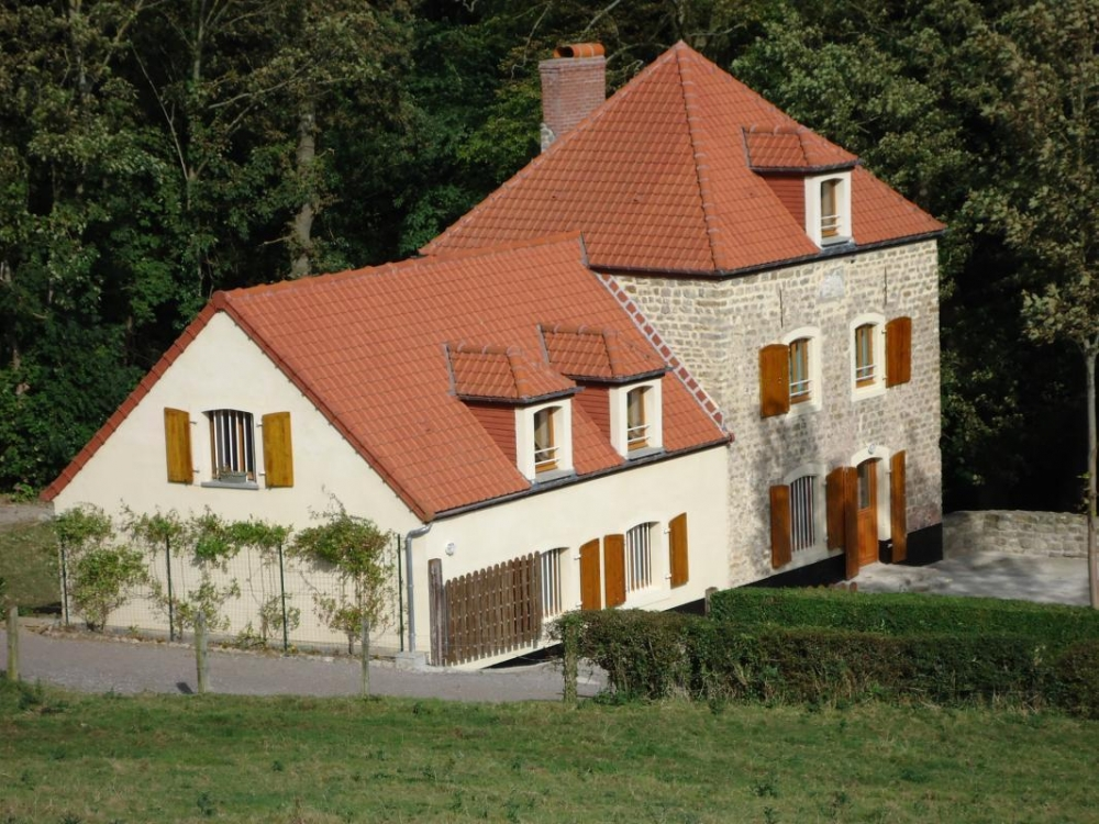Cottage Moulin du denacre in Wimille, 4km From Boulogne-sur-mer