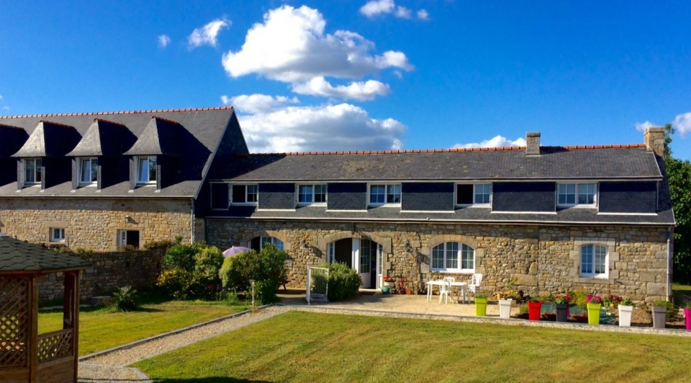 Wonderful Holiday Gite by the Sea located between Benodet and Concarneau - Gîte Mélisse