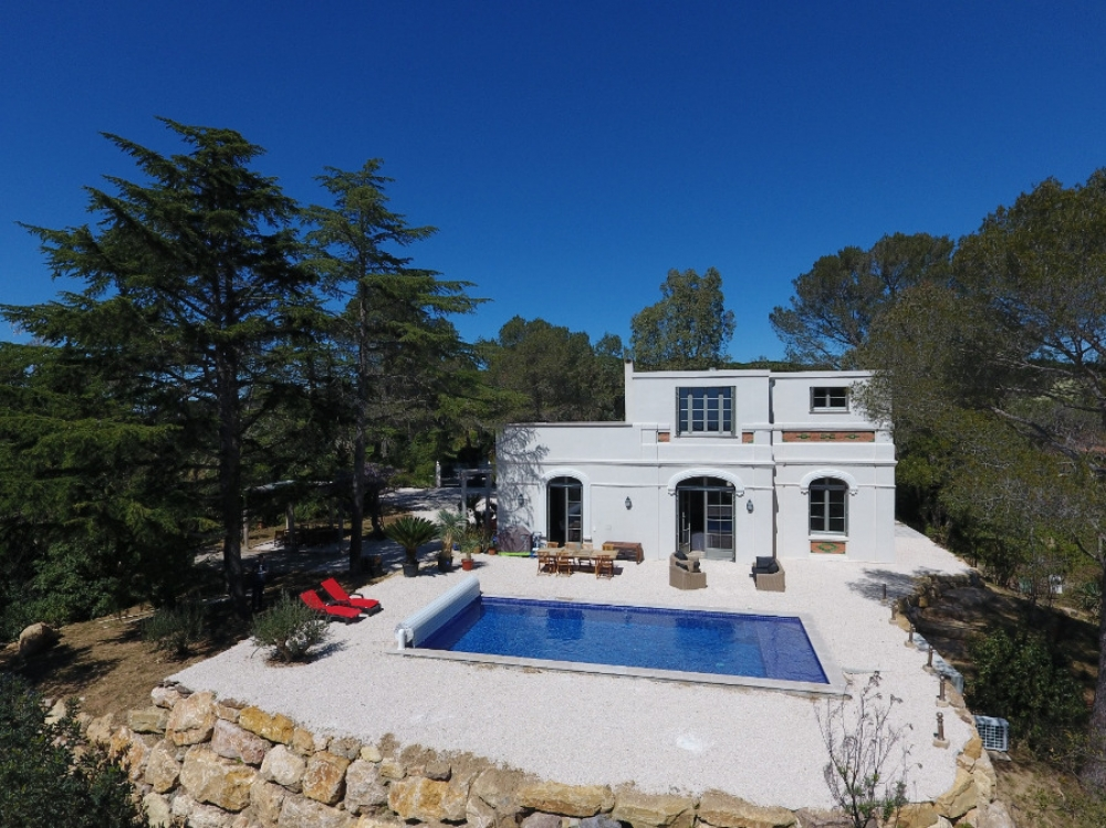 Luxury 18th Century Mansion with Beautiful Sea Views, Frejus, Provence - Villa Le Rocfleuri