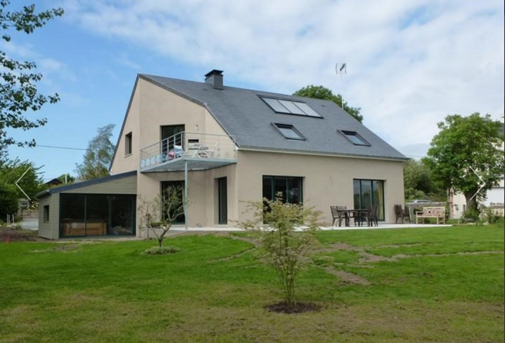 Beautiful and Large Charming House in Agon-Coutainville, Manche