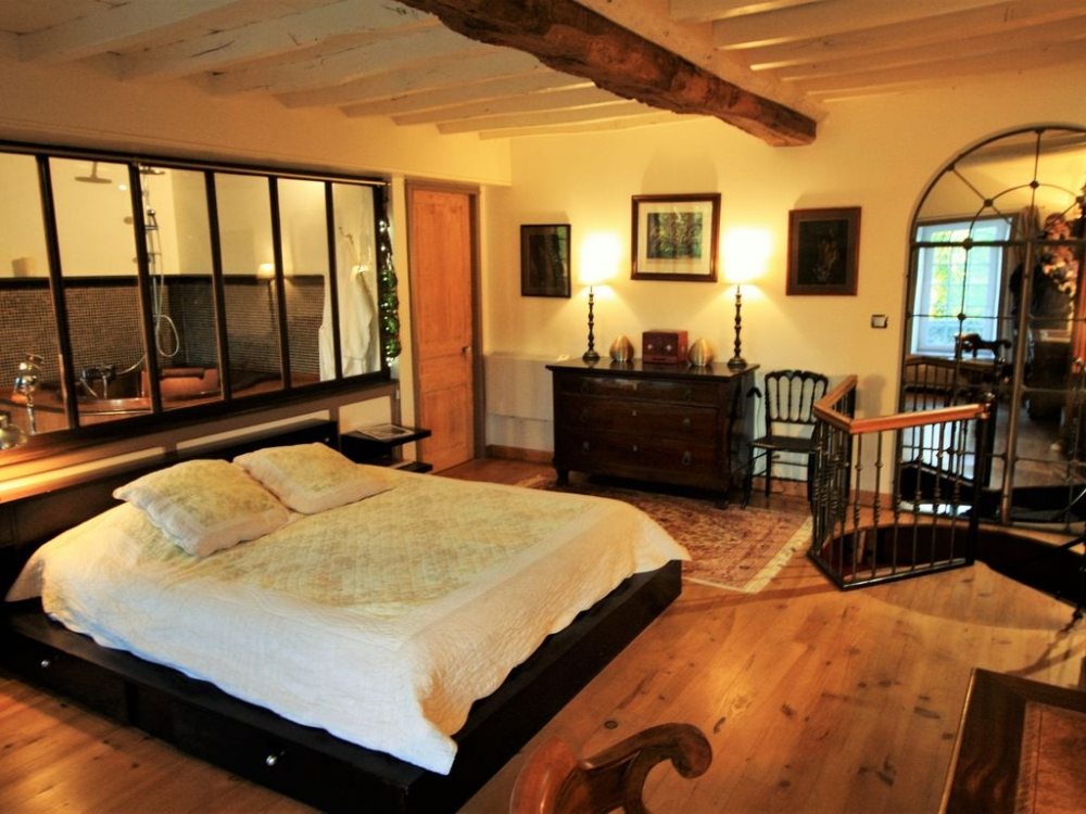 Romantic Cottage with Spa & Sauna in Tamerville, Normandy - La Petite Duckerie