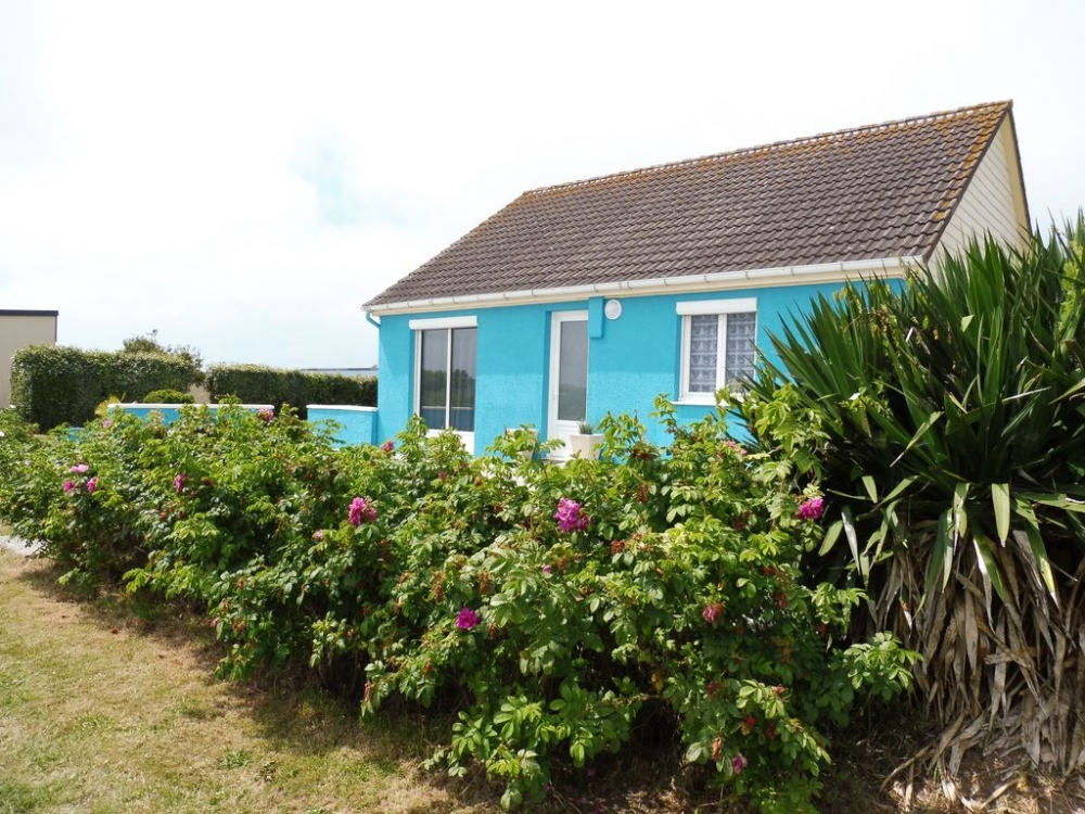House Located Next To The Beach, on The East Coast Of Cotentin