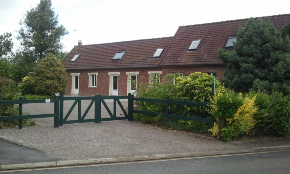 Holiday Gite in Bécourt, Located between Boulogne sur Mer and Montreuil sur Mer