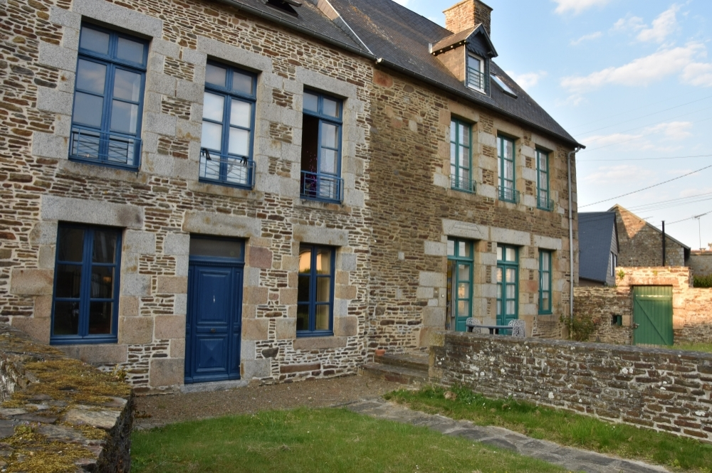 Lovely Bed And Breakfast Near Mont St Michel - La Gautraie