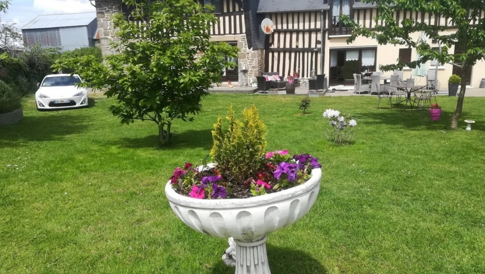 La Gerbaudiere - Bed and Breakfast Accommodation in Normandy, Notre Dame du Touchet