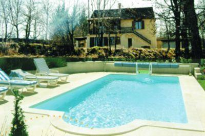 Holiday Villa to rent near Domme, Dordogne - Sleeps 8-10
