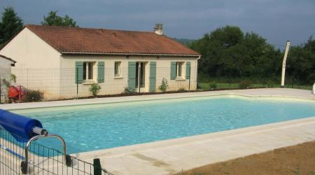 Self Catering Villa to rent near Domme, Dordogne - Sleeps 6