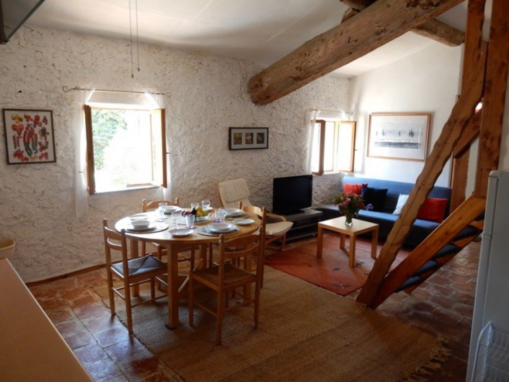 Charming Holiday Gite in St Marcel Sur Aude, Languedoc-Roussillon - Gite Minervois
