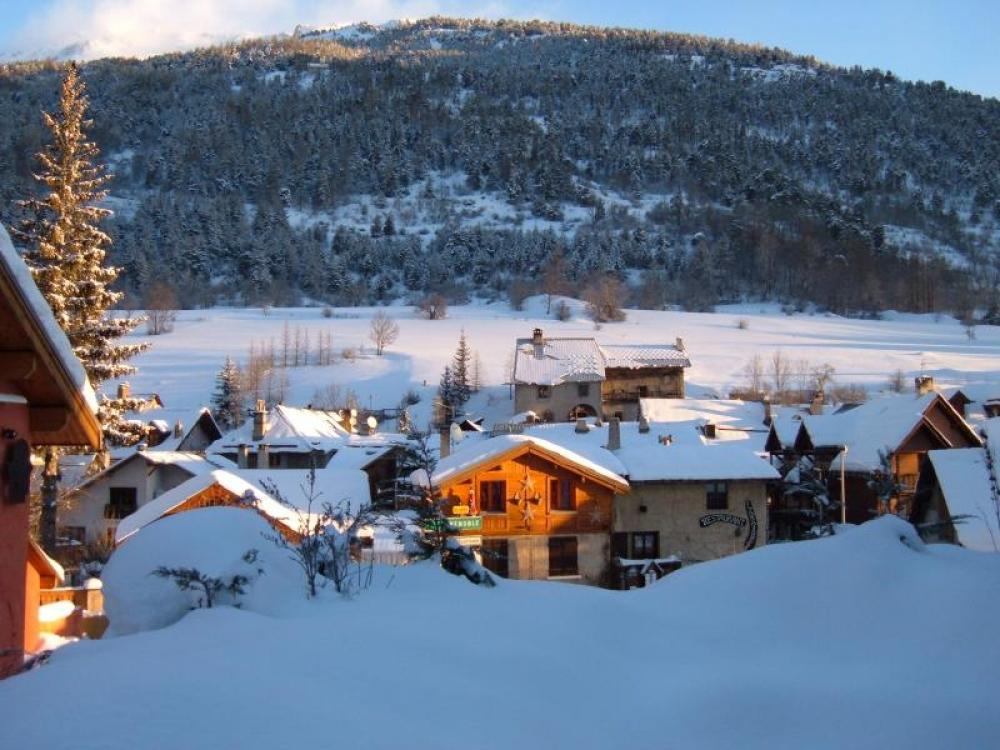 Chalet in Villeneuve, Serre Chevalier, Hautes-Alpes - Chalet La Gravière