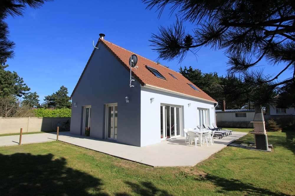 Beautiful Villa Near Denneville Beach, Manche, Normandy
