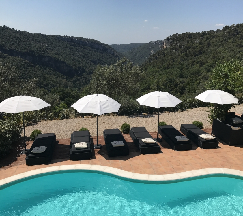 Les Vallas - Beautiful Provencal Villa in the heart of the Provence, Outside Chateaudouble