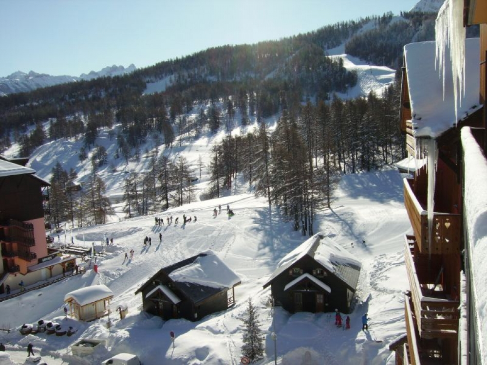 45m² Apartment Located on the Foot of the Ski Slopes - Risoul 1850