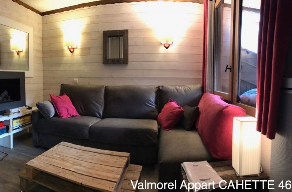 Large Duplex Apartment with Ski in/Ski out in Valmorel, Auvergne-Rhone-Alpes