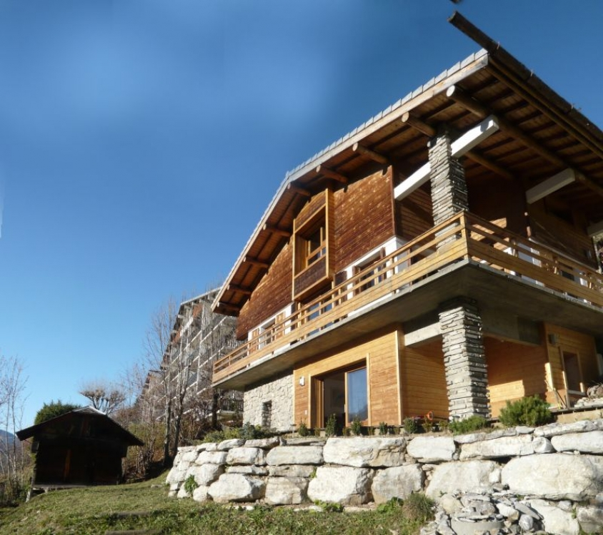 Beautiful Chalet in Morzine - Ski Slopes 950 m, Lifts 600 m