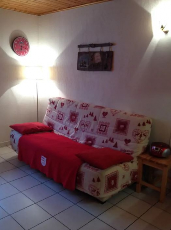 Cosy Apartment in Lanslebourg-Mont-Cenis, French Alps
