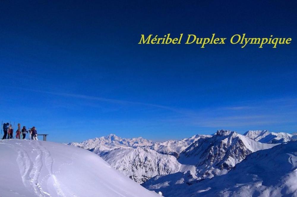 Beautiful Apartment in Meribel Ski Resort