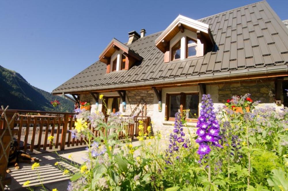 Chalet in Vaujany, Domaine de l`Alpe d'Huez  - Chalet L'Eperviere