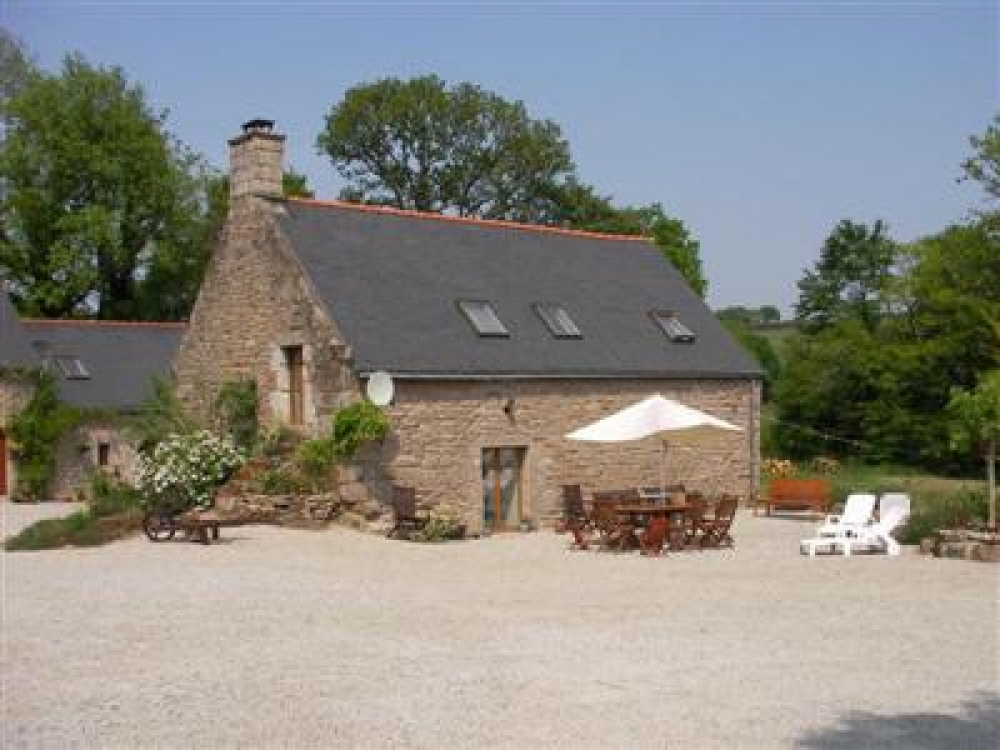 Beautiful Holiday Cottage in Morbihan for 6 Persons - Ty Elizabeth