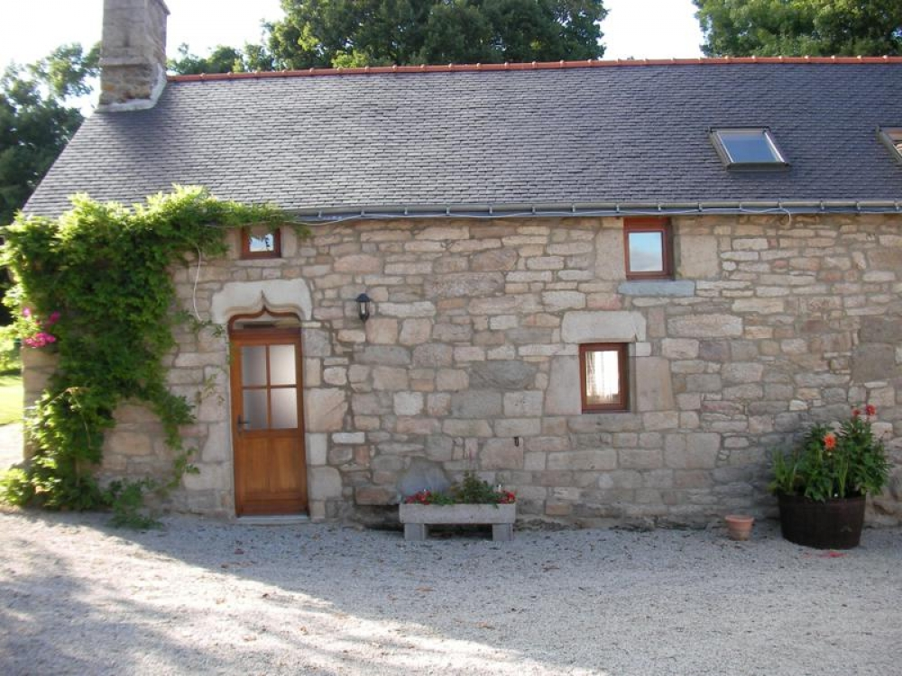 Charming Cottage in Langoëlan, Brittany - Ty Liberty