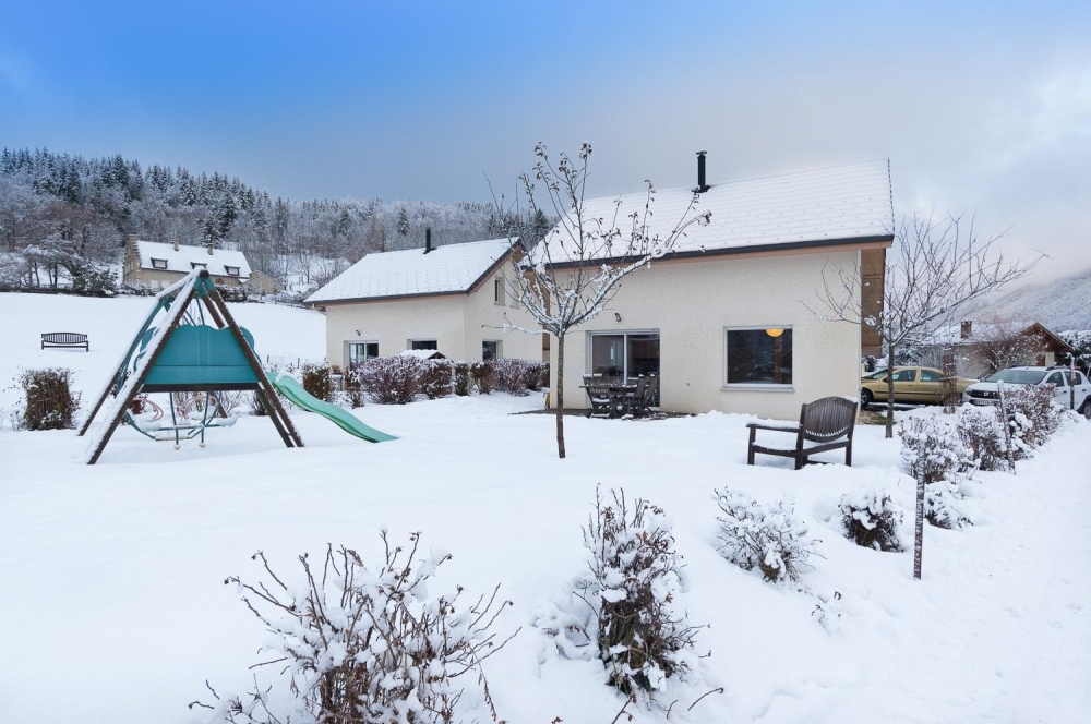 Detached House with Garden in the Natural Park of Vercors, Isere