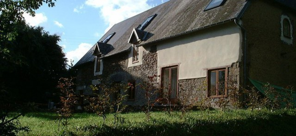 Luxury Holiday Home in Percy, Manche, Normandy - La Grange