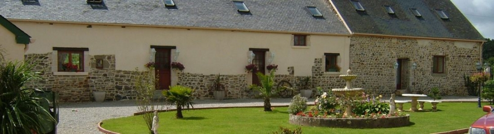 Self Catering 3 Bedroom Cottage in Normandy, France - La Grange Cottage