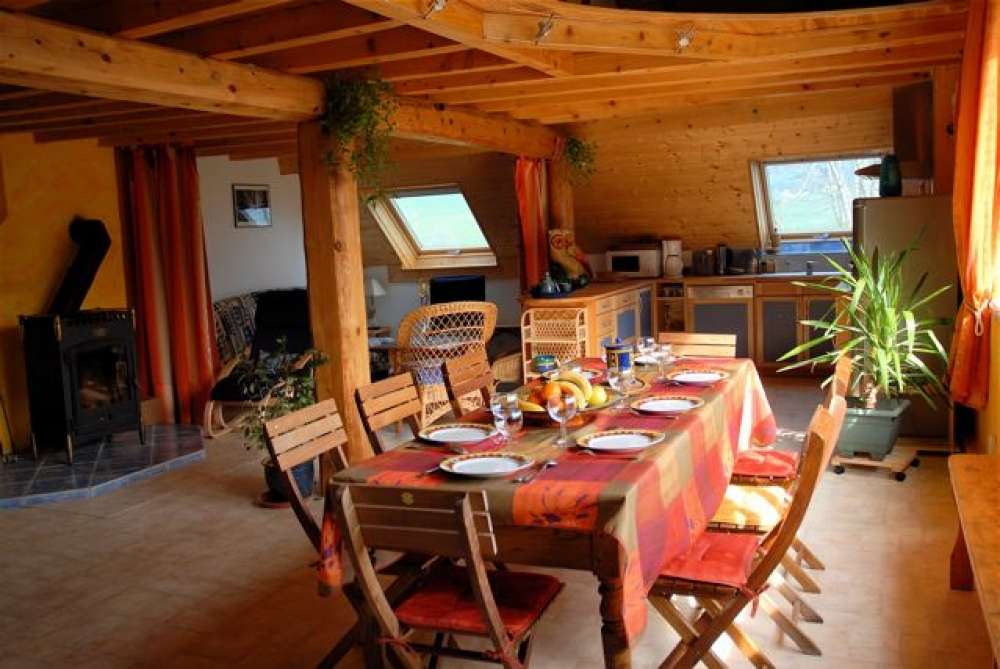 Beautiful holiday Gite-Apartment in Autrans-Méaudre en Vercors, Isere - Gite Les Eymes