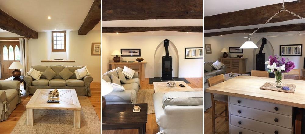 Lovely Gite to Rent in Ille-et-Vilaine, Brittany, Near St Malo and Dinard - Gite de Jardin