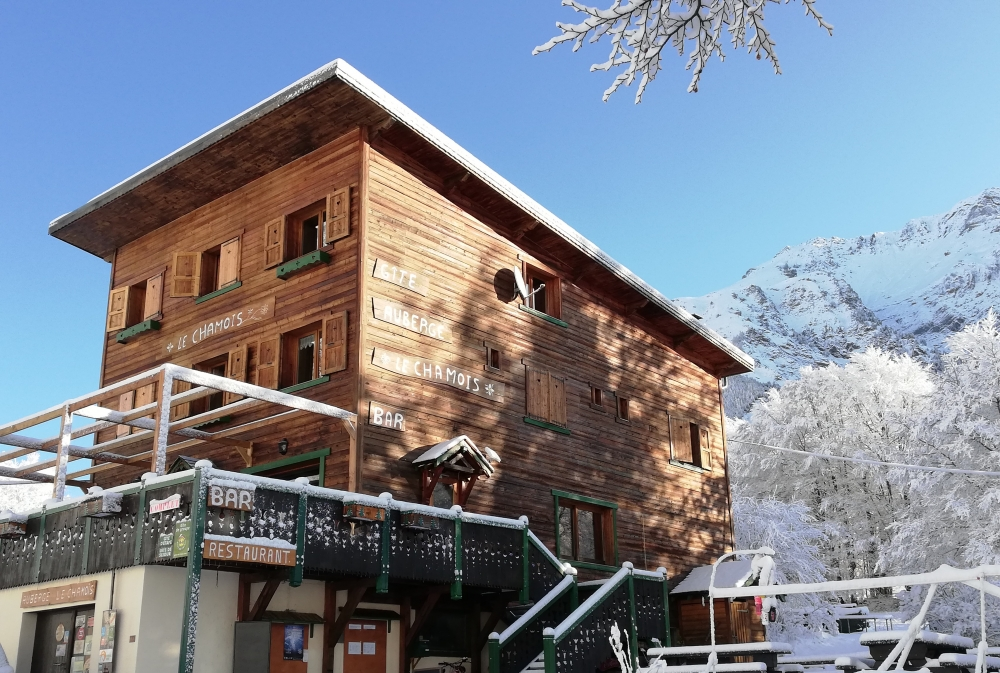 Superb 7 Room Bed and Breakfast in Chantelouve, Isere  - Le Chamois
