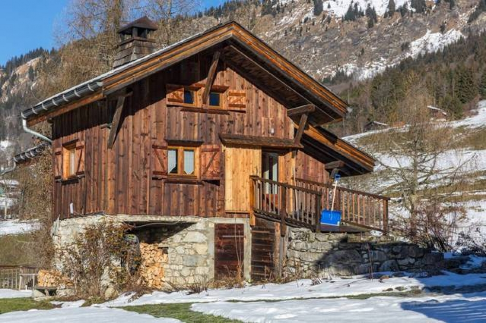 Beautiful Gite in Haute-Savoie, Samoens, 4 Km from Chantemerle - La Remise