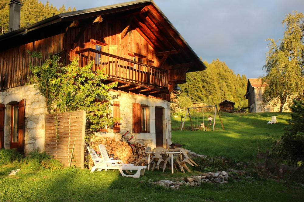 Holiday Gite in Samöens, Haute-Savoie - La Petite Maison