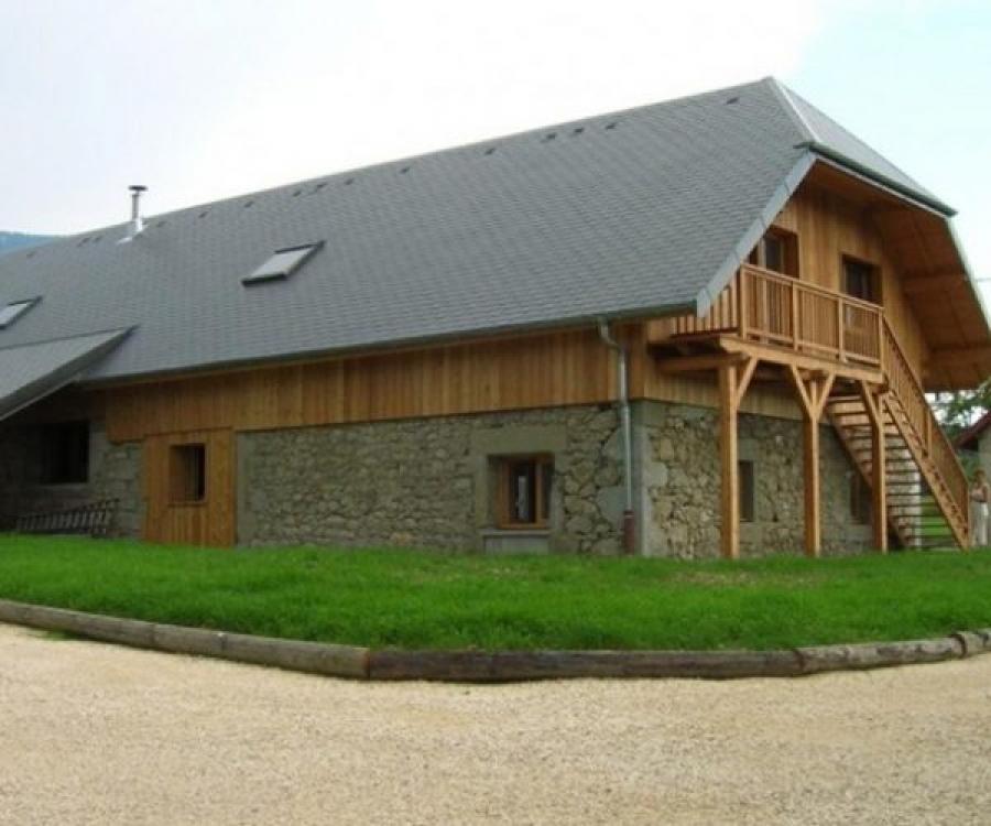 Cottage in Savoie, Montcel, near Aix les Bains and Lake Bourget - La Grange