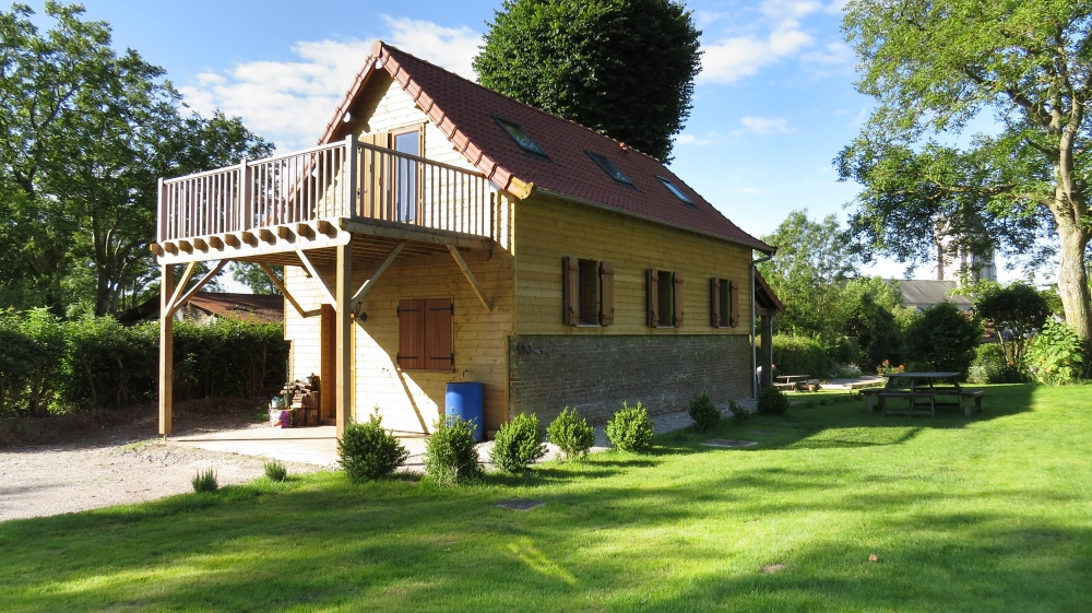 200 year old Barn Conversion 75 minutes from Calais - Somme, Burgundy - The Barn
