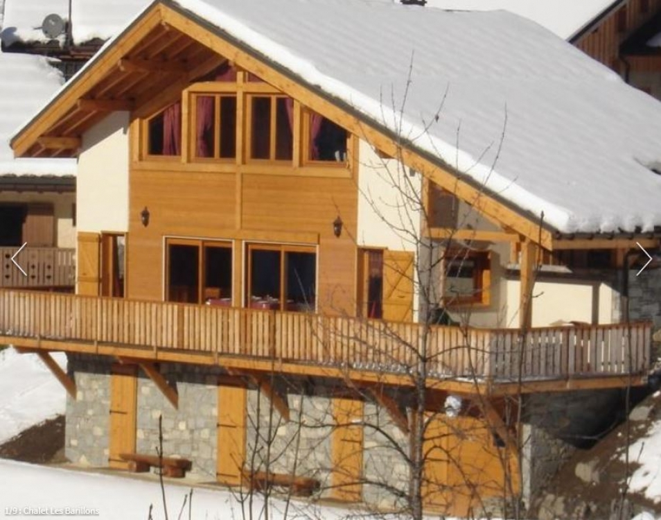 Beautiful Chalet in Peisey-Nancroix for 14 People