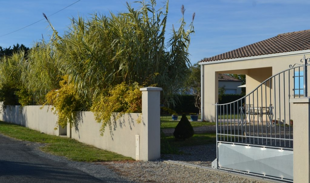 Modern Villa With Heated Pool in Charente-Maritime, Mortagne-sur-Gironde