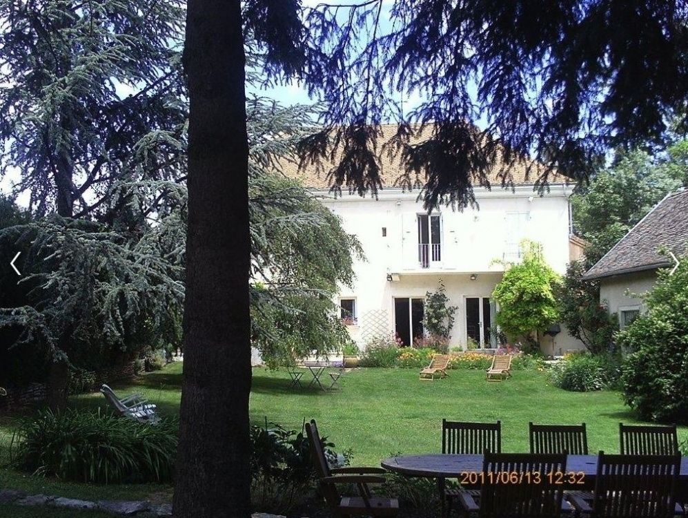 Chambre d'Hotes - Le Vert Clos in Isere, Monestier-de-Clermont