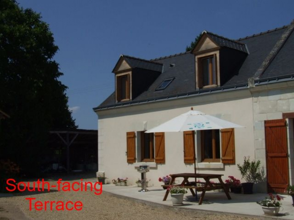 Luxury Holiday Cottage in Saint-Lambert-des-Levées, Near Saumur