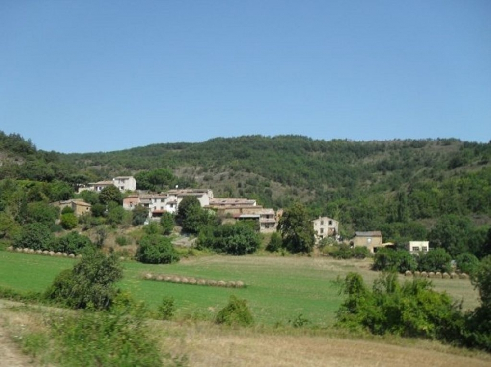 Beautiful Cottages in Rouvenac, Aude, Languedoc - La Maison de Chauve-Souris