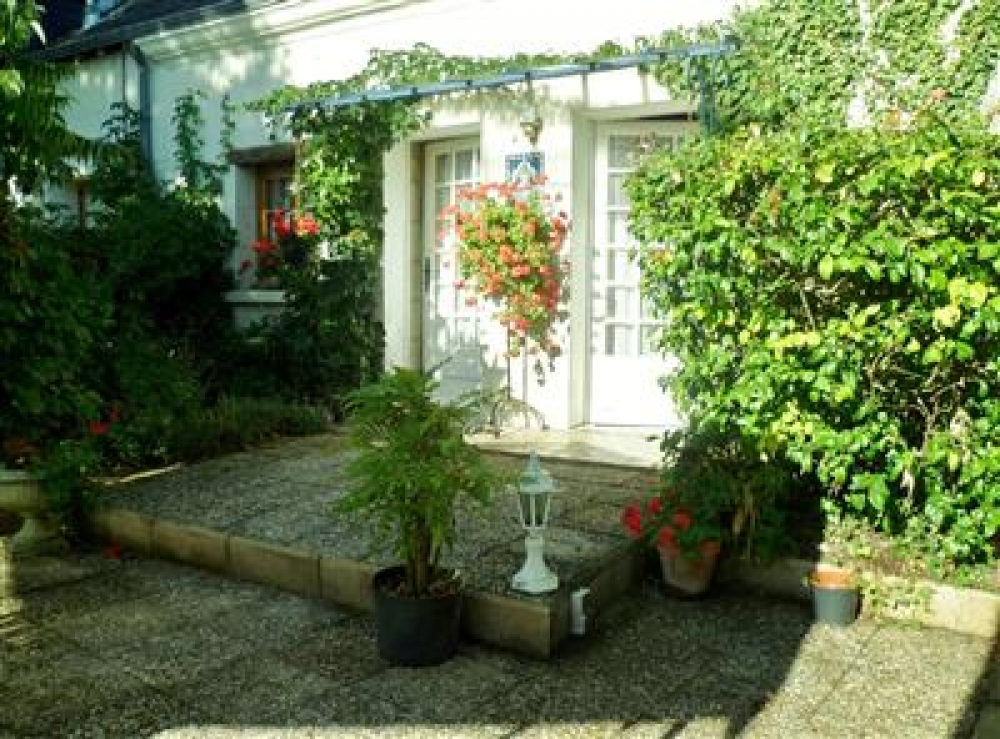 La Brazonnerie - 18th Century Holiday Home in Cunault, Chenehutte-Treves-Cunault, Loire