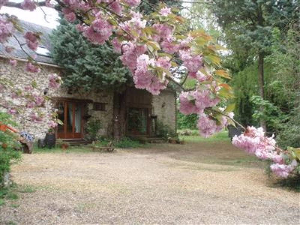 Beautiful Gite in the Heart of the Loire Valley, Chigne - La Huttiere