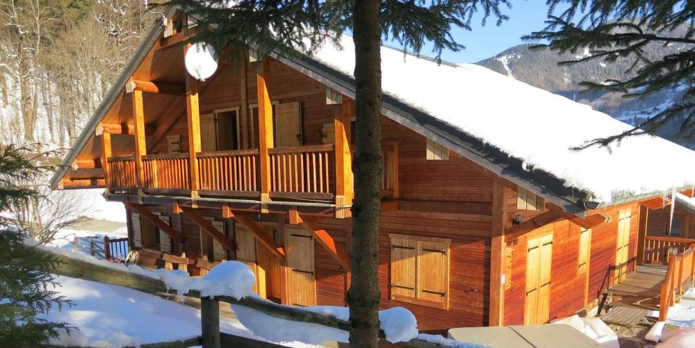 Superb Saint-Jean-d'Aulps Holiday Chalet, Near Les Gets and Morzine - Chalet Zakopane