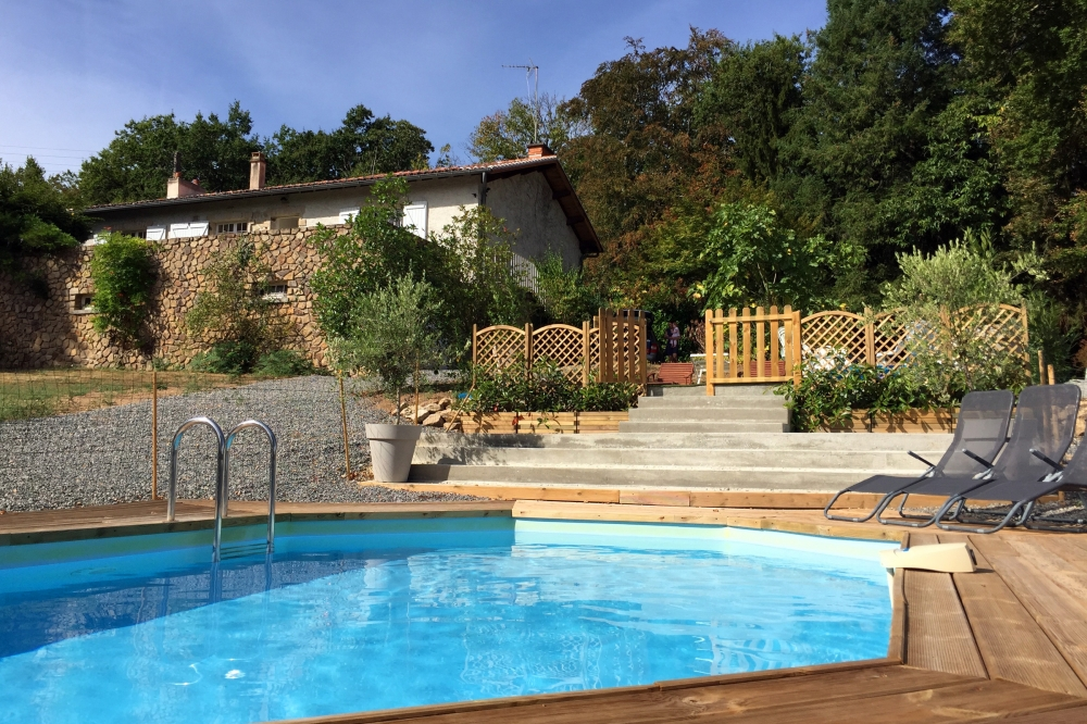 Holiday Cottage in Haute-Vienne, Limousin - Maison Bos de Rabaud