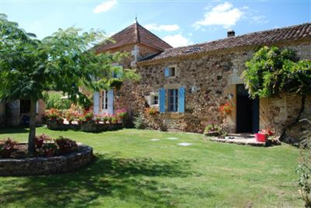Luxury Boutique Gite in The Dordogne, Near Monpazier and Belves - La Boulangerie