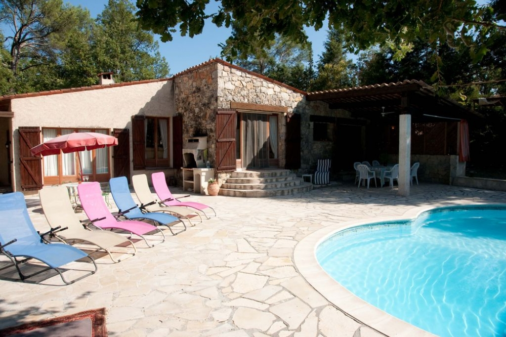 Lovely 3 Bedroom Seillans villa with Private Pool, Near Fayence, Var