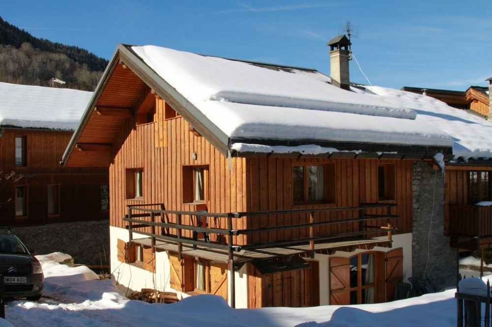 Charming Ski Chalet in Meribel, Le Raffort