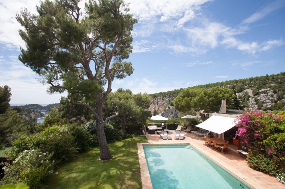Holiday Villa with Private Pool Ideal for Families, near Cassis centre and Beach
