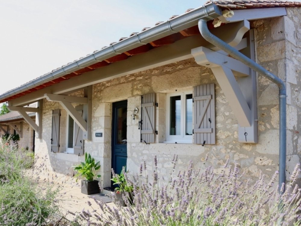 The Piggery Les Couroux Converted Barn Holiday Rental in Dordogne - The Piggery