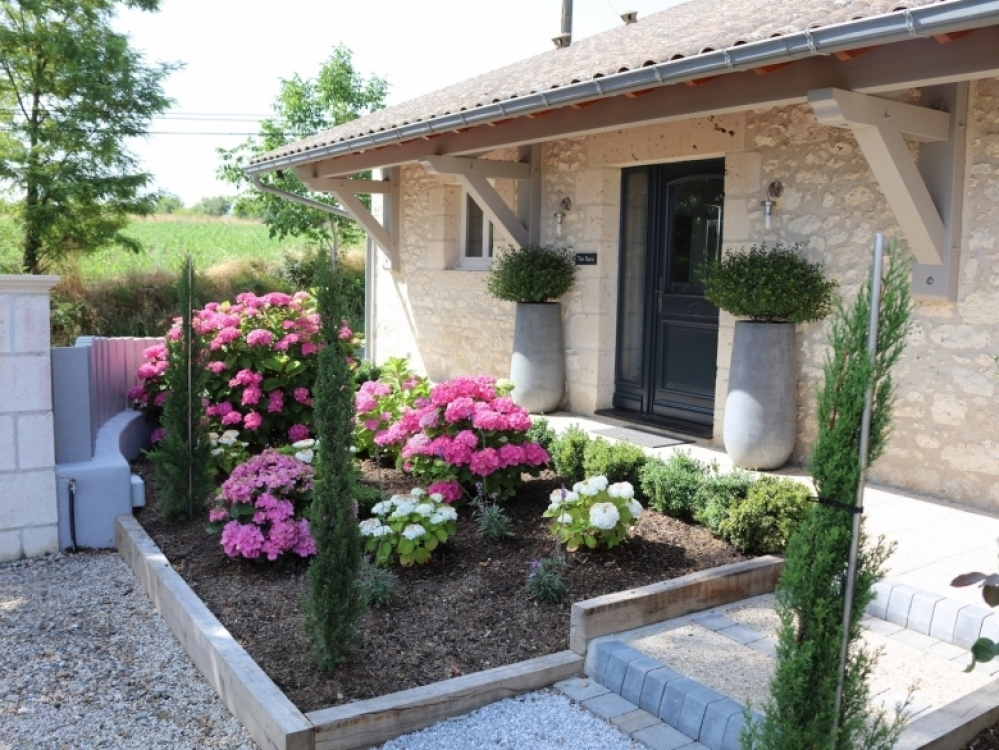 Self Catering Holiday Gite in Dordogne, St Julien d' Eymet - The Barn