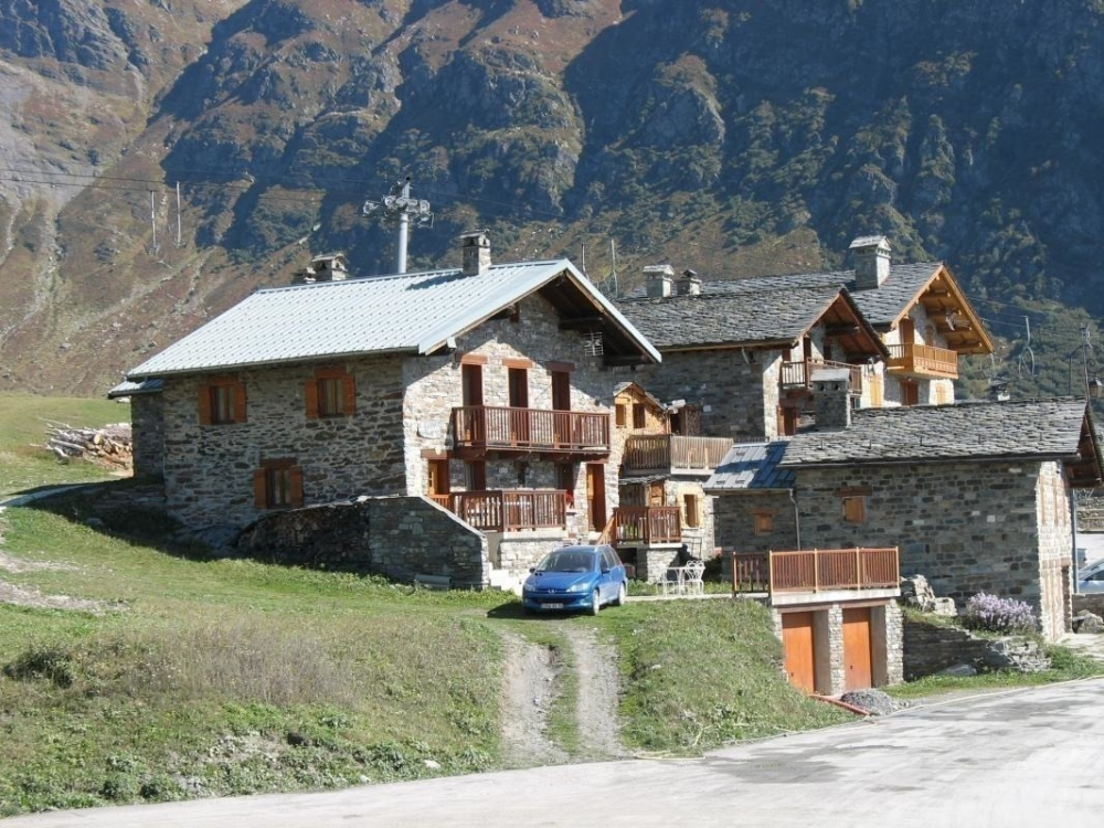 Country Chalet at the Foot of the Slopes of La Rosière ski resort