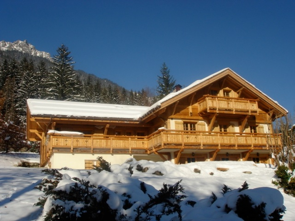 Luxury Holiday Chalet in Chamonix-Mont Blanc, French Alps - Le Chalet